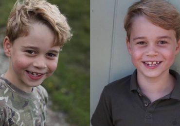 La transformación del príncipe George
