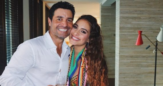 Hija Chayanne heredo talento musical su papa
