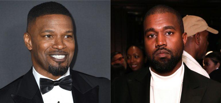 Jamie Foxx critica Kanye West aspiraciones presidenciales