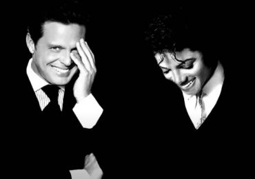El inesperado dueto de Luis Miguel y Michael Jackson