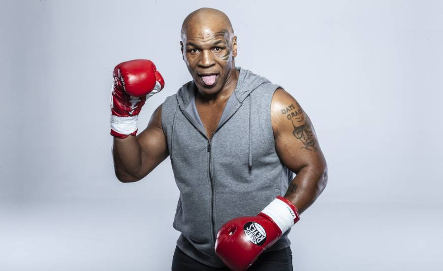 Mike Tyson regresa al cuadrilatero