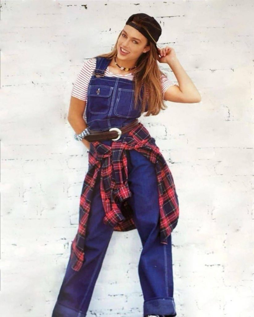 La moda de Fey en los 90s