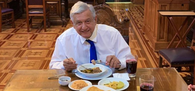 Los gustos culinarios de los presidentes