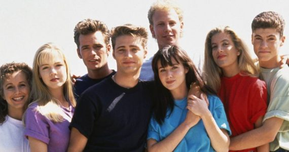 ¿Qué fue de los protagonistas de Beverly Hills 90210?