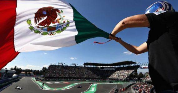 se supende el Gran Premio de México 2020