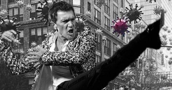 Antonio Banderas libre de coronavirus