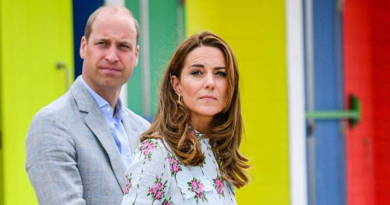 ¡Confunden a Kate Middleton con la asistente del príncipe William!