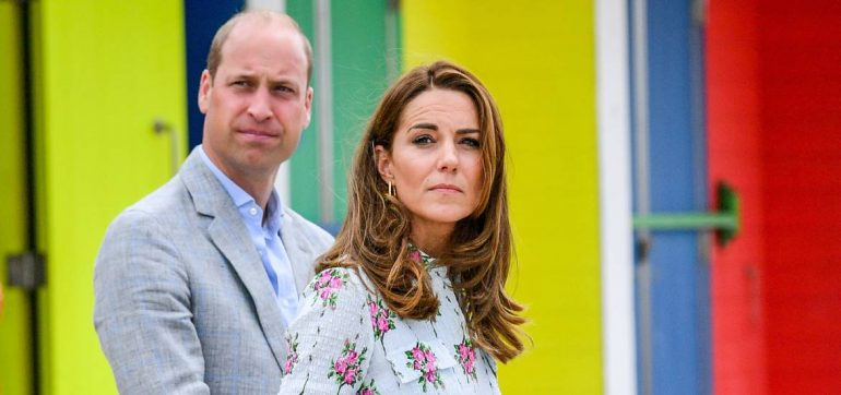 ¡Confunden a Kate Middleton con la asistente del príncipe William!