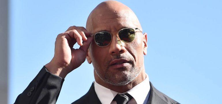 Dwayne Johnsson es el actor mejor pagado de Hollywood