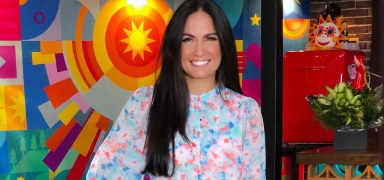 Joanna Vega-Biestro está embarazada