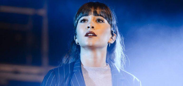 Aitana Ocaño la cantante española