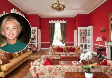 Chyknell Hall, el palacete de Corinna Larsen amante del rey Juan Carlos