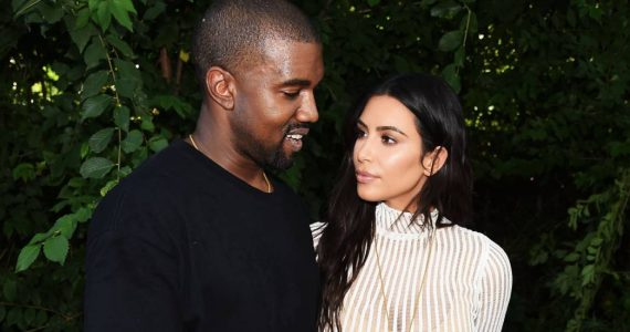 Kim Kardashian se reconcilia con Kanye West