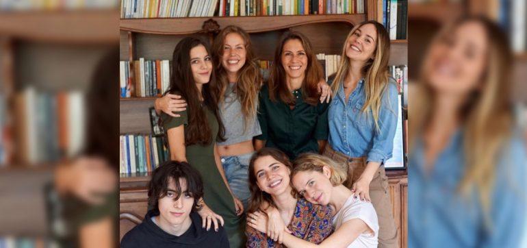 Las hermanas de Camila Sodi
