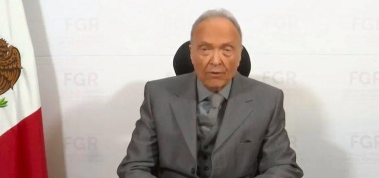 Lozoya denuncia a Enrique Peña Nieto
