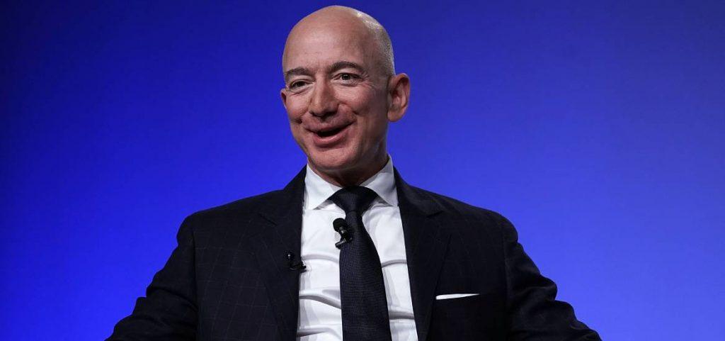 Jeff Bezos y su fortuna