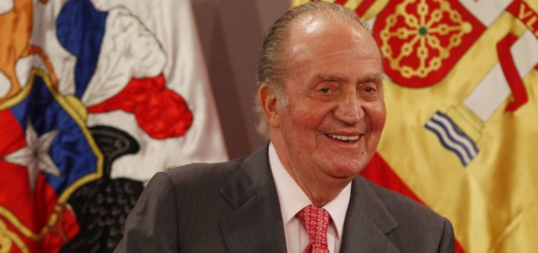 Juan Carlos estaría refugiado en Abu Dabi