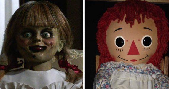 la verdadera historia de la muñeca Anabelle
