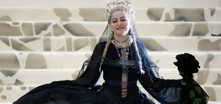 Madonna y los 10 escándalos que marcaron su vida