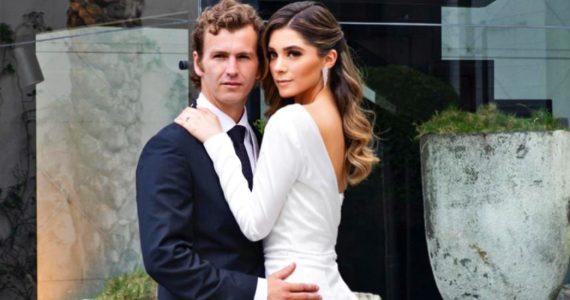 boda de El Payo y Fabiana Cataño