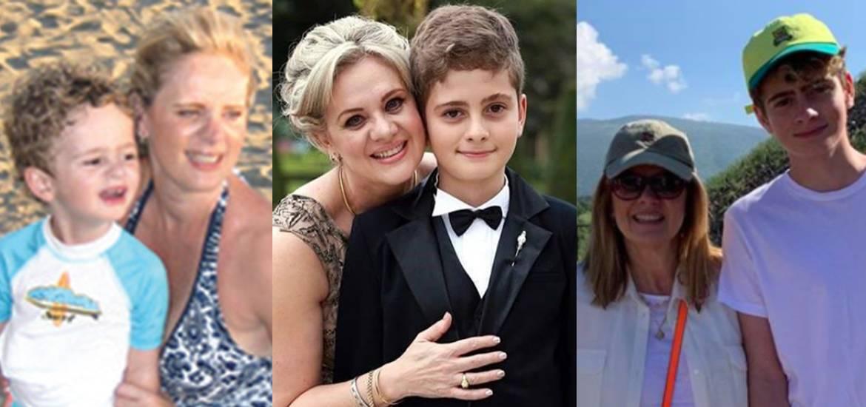 Nicolás el guapo hijo de Erika Buenfil