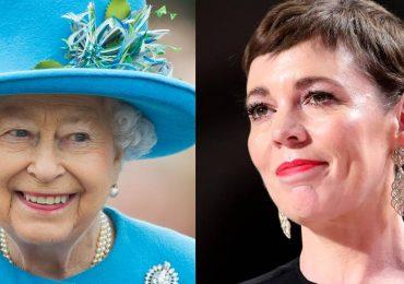 Olivia Colman y su temor a la reina isabel