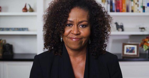 Michelle Obama vs Trump