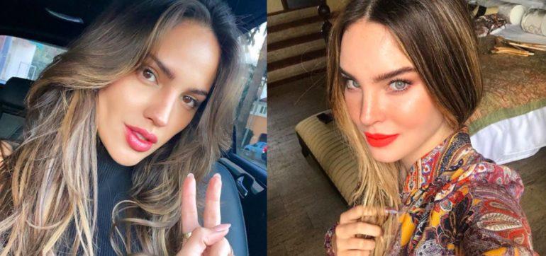 eiza gonzález respode ante las comparaciones con Belinda