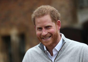 Harry, el príncipe sonriente