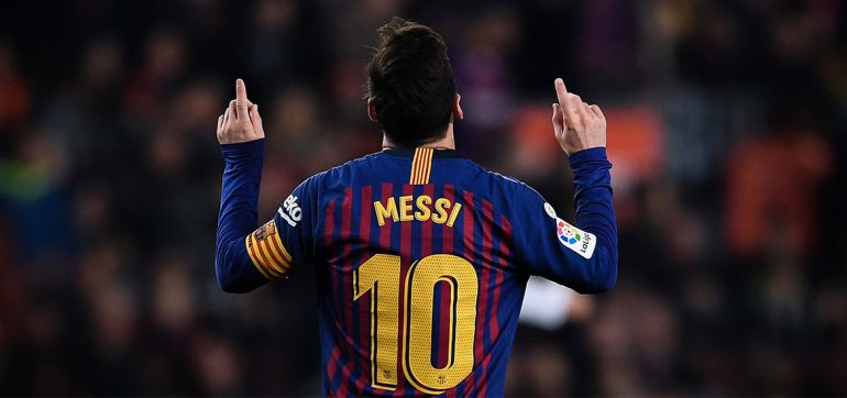 Messi amor y odio barcelona