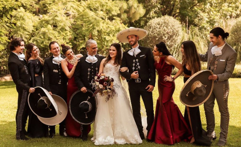 boda Camila Fernández