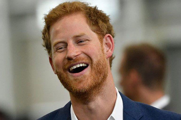 Test: ¿Qué tanto sabes del príncipe Harry?