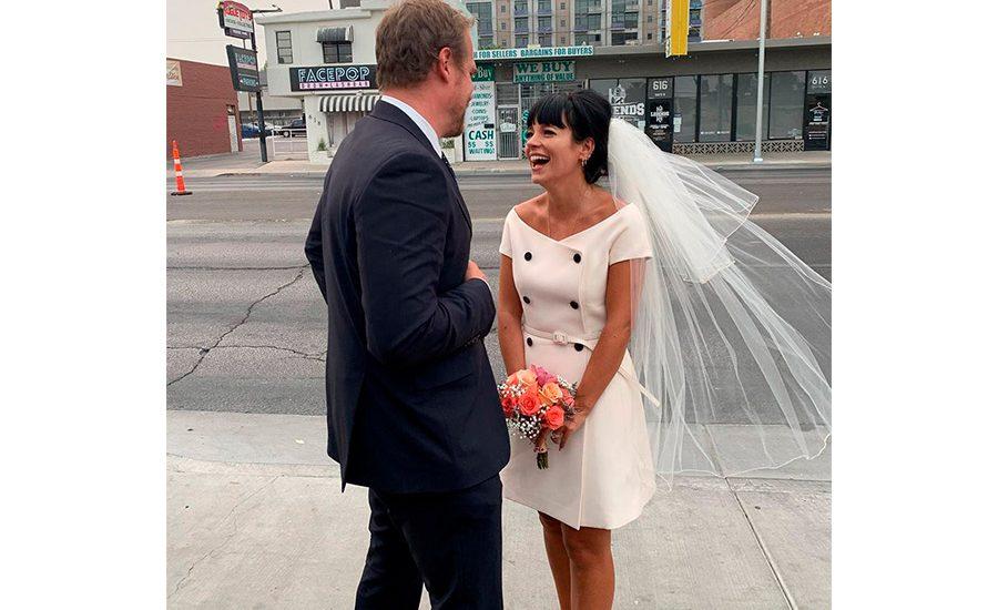 Lily Allen se casó