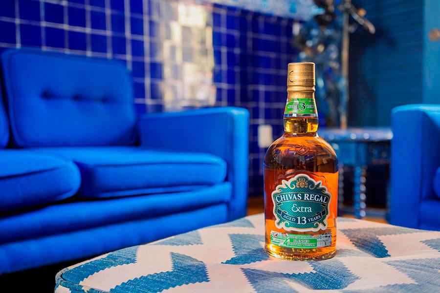 Chivas Regal tequila