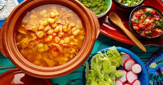 comida mexicana para fiestas patrias