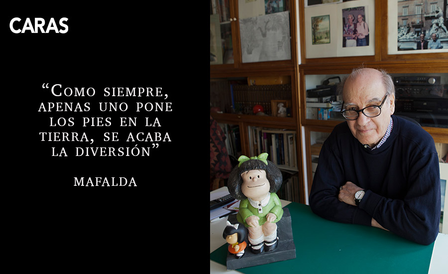 Frases imperdibles de Mafalda