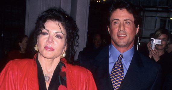 Muere mamá de Sylvester Stallone