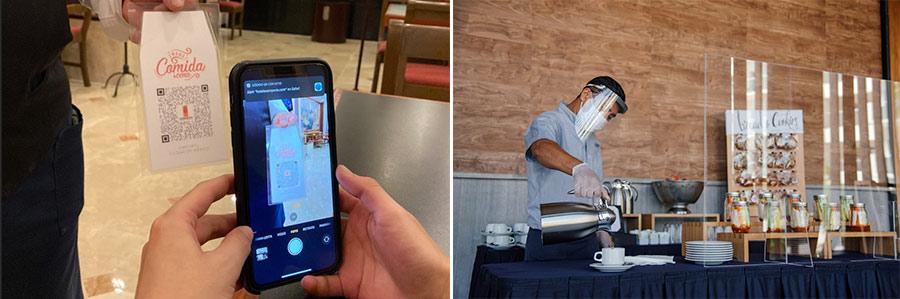 restaurantes los protocolos preventivos en los hoteles nueva normalidad