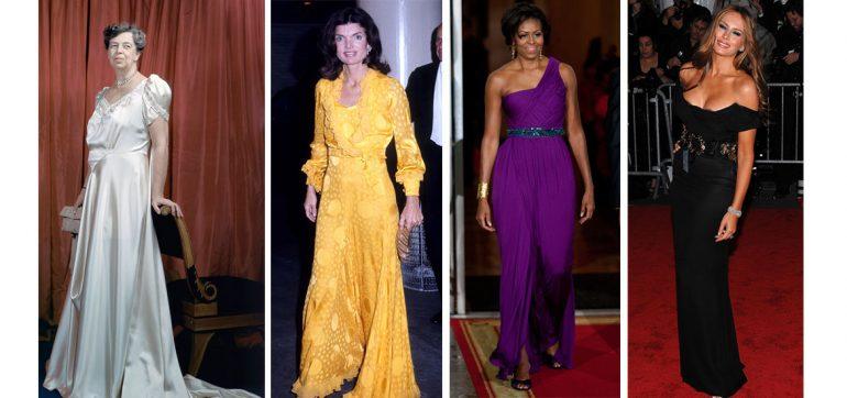 El estilo de las primeras damas más fashion de Estados Unidos