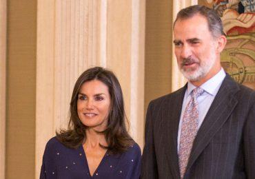 El gobierno español aumenta el sueldo a los reyes de España