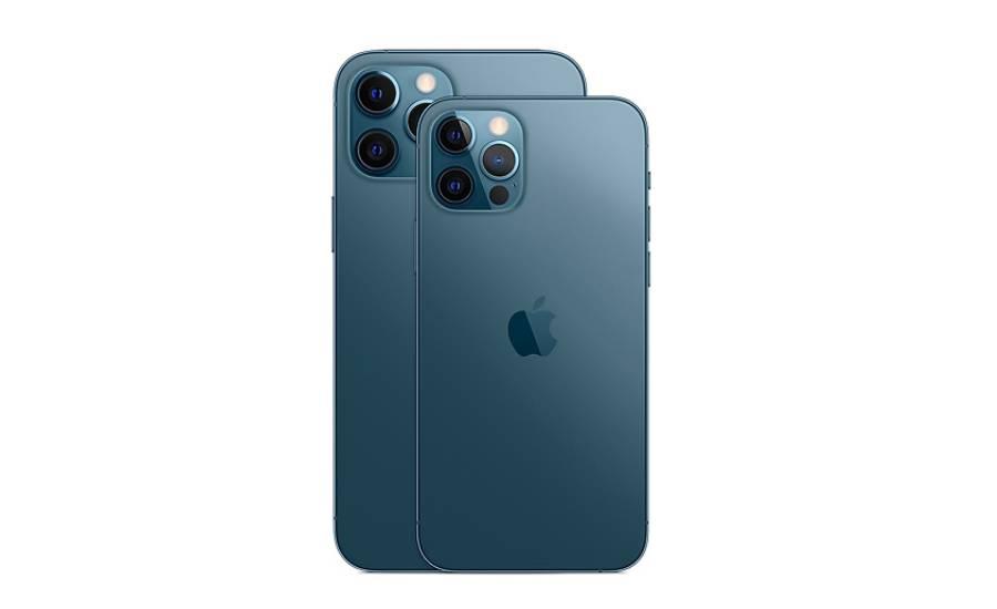 Apple presenta su iPhone 12