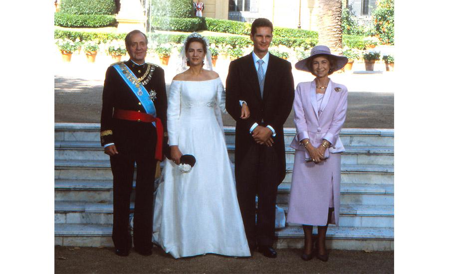 Iñaki Urdangarin boda