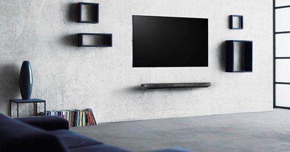 LG OLED Gallery, el secreto de un hogar impecable.