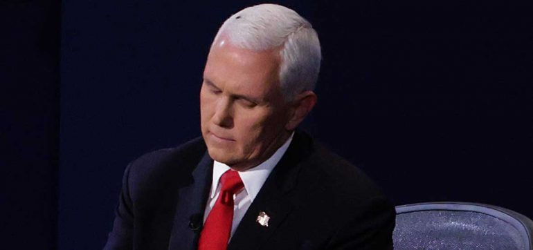 Mosca Mike Pence