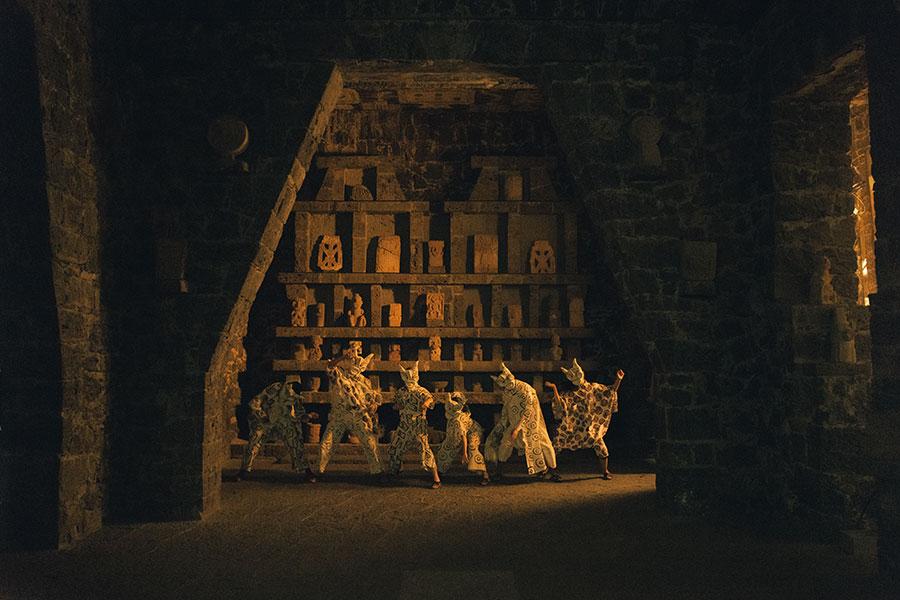 La majestuosa ofrenda del Museo Diego Rivera-Anahuacalli