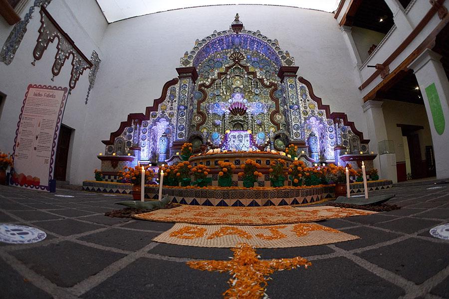 Museo Casa del Risco, Centro Cultural Isidro Fabela