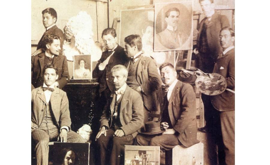 Diego Rivera inicios