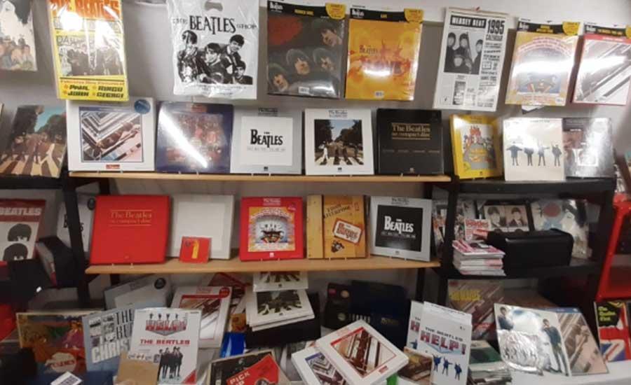 Libros Beatles