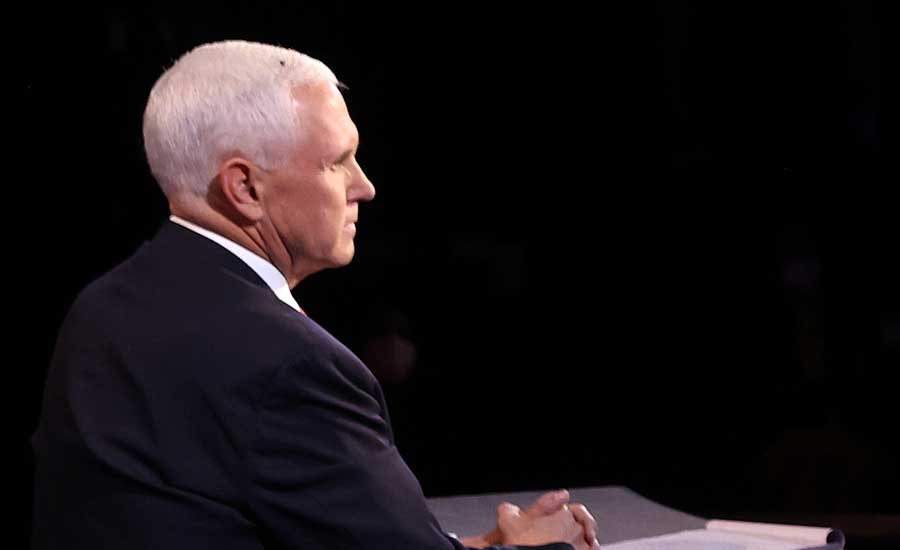 Mike Pence mosca