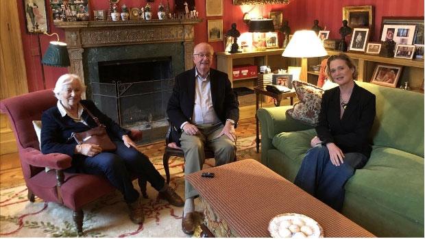 Reconciliación real: Alberto II de Bélgica se reencuentra con su hija Delphine